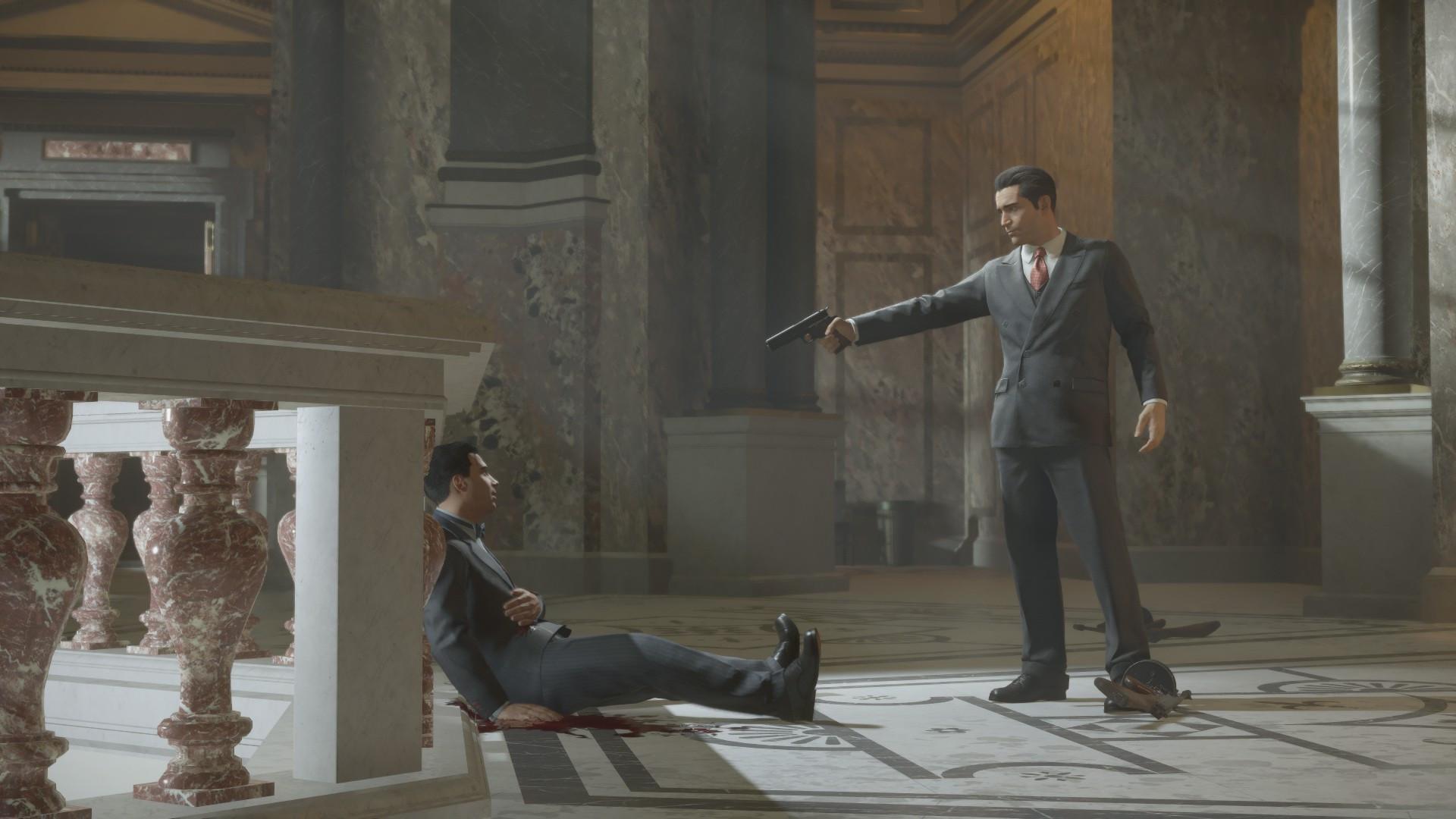 Game image Mafia Definitive Edition