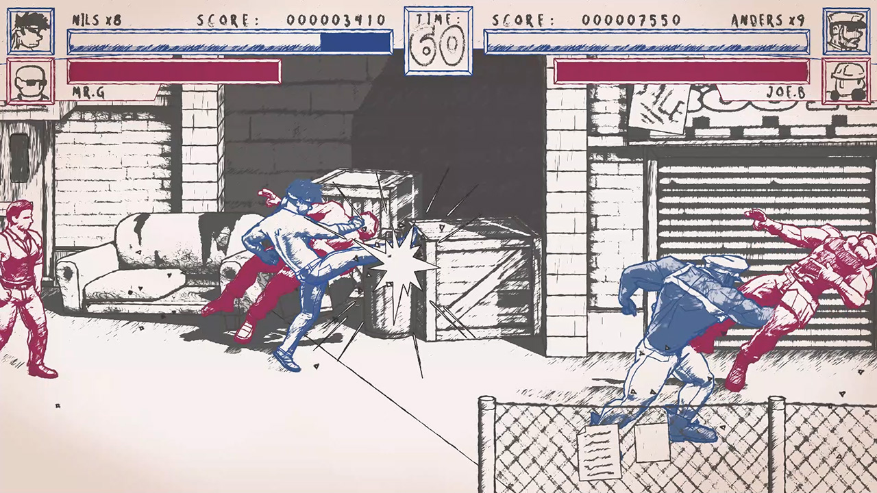 Game image Super Punch Patrol