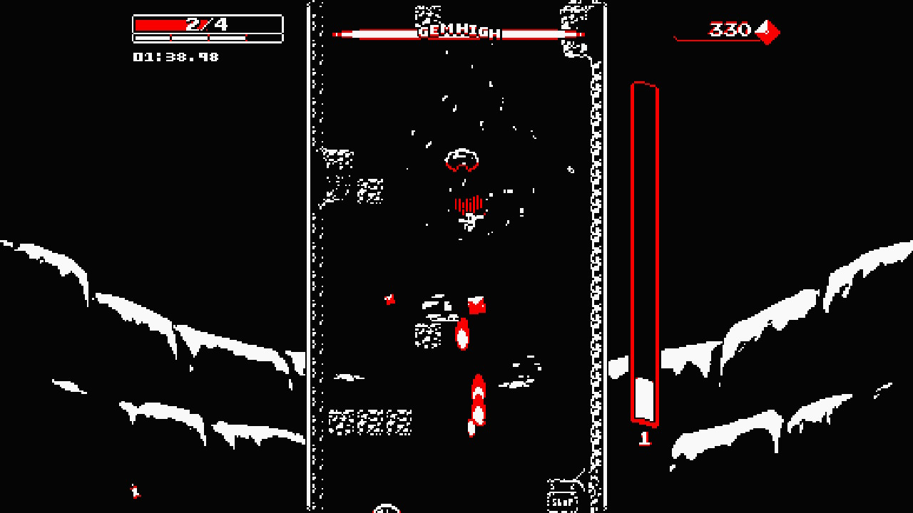 Game image Downwell