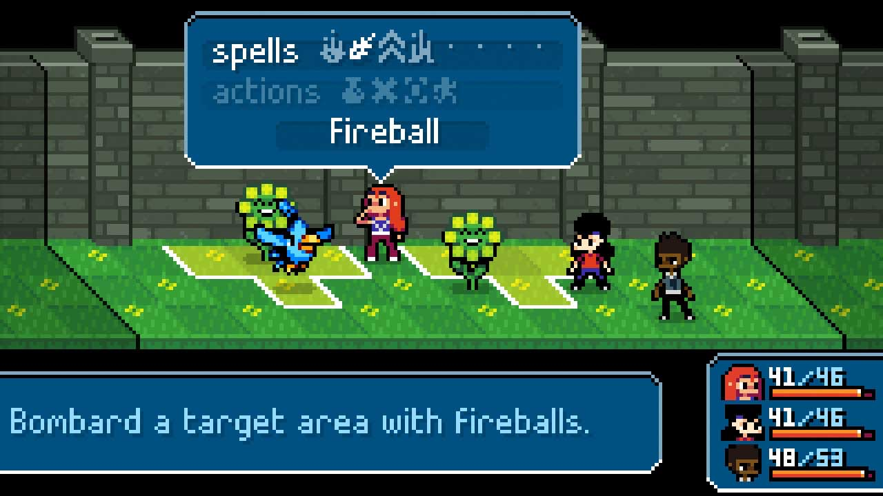 Game image Ikenfell