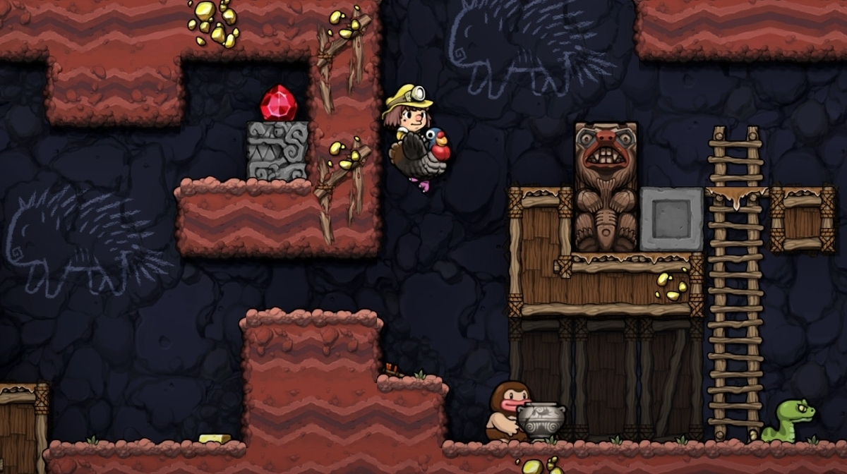 Game image Spelunky 2