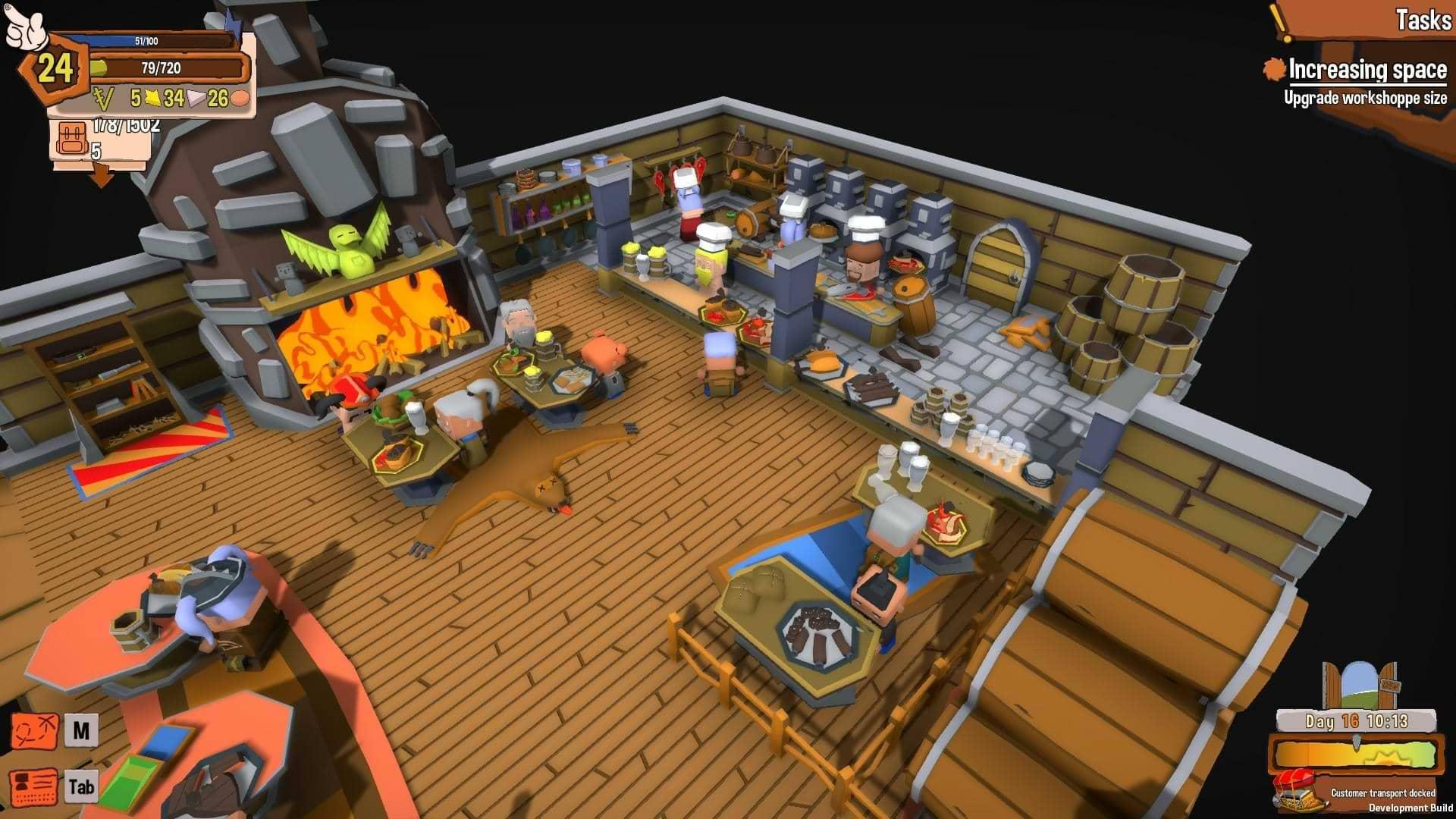 Game image Craftlands Workshoppe
