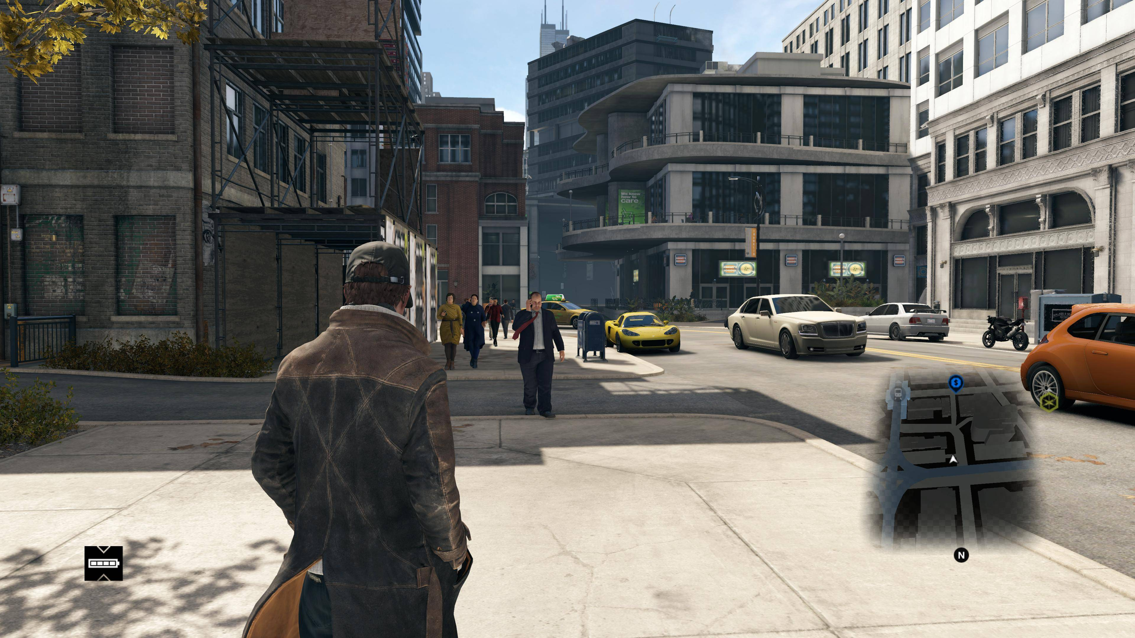 Game image Watch Dogs