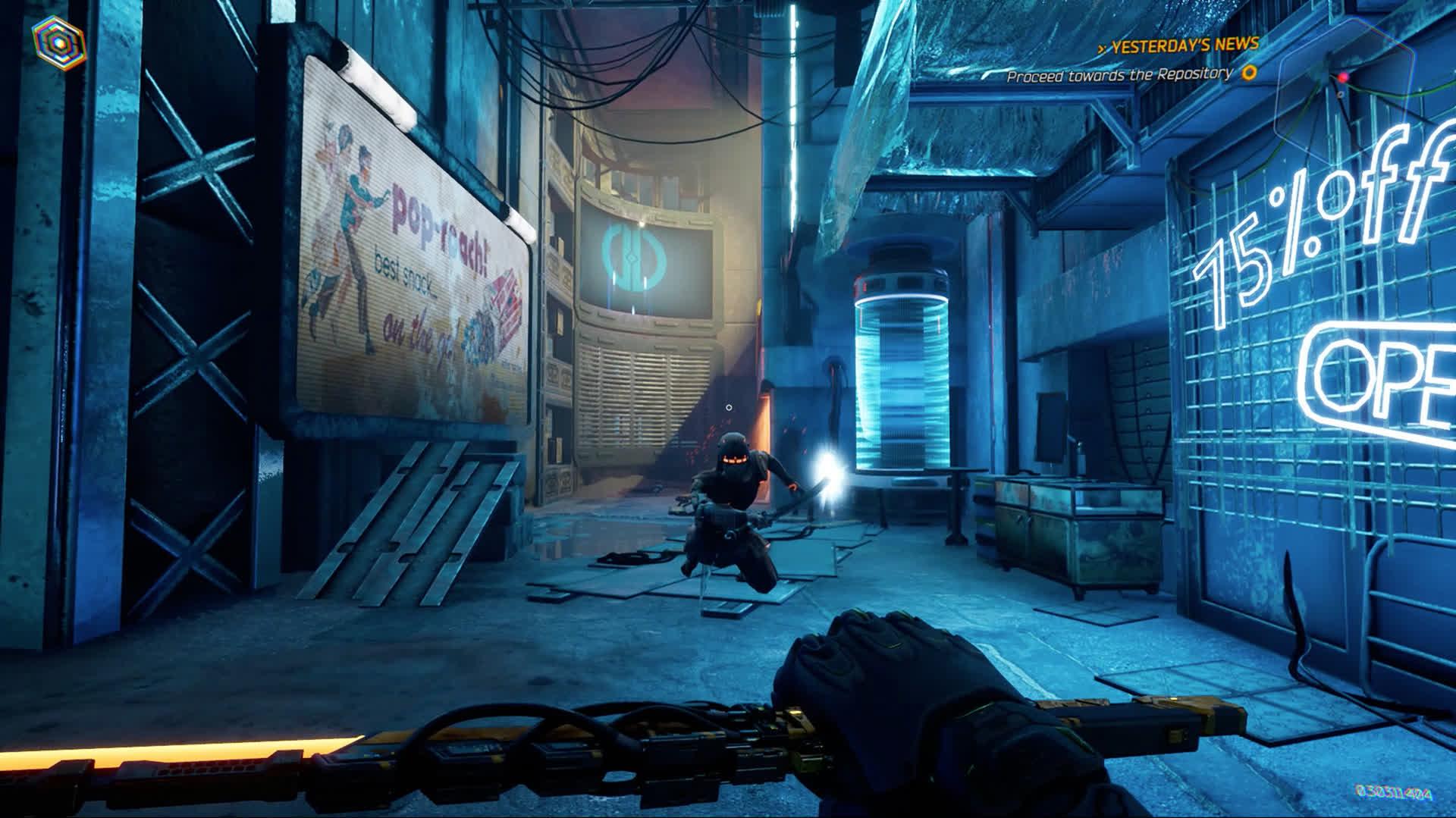 Game image Ghostrunner