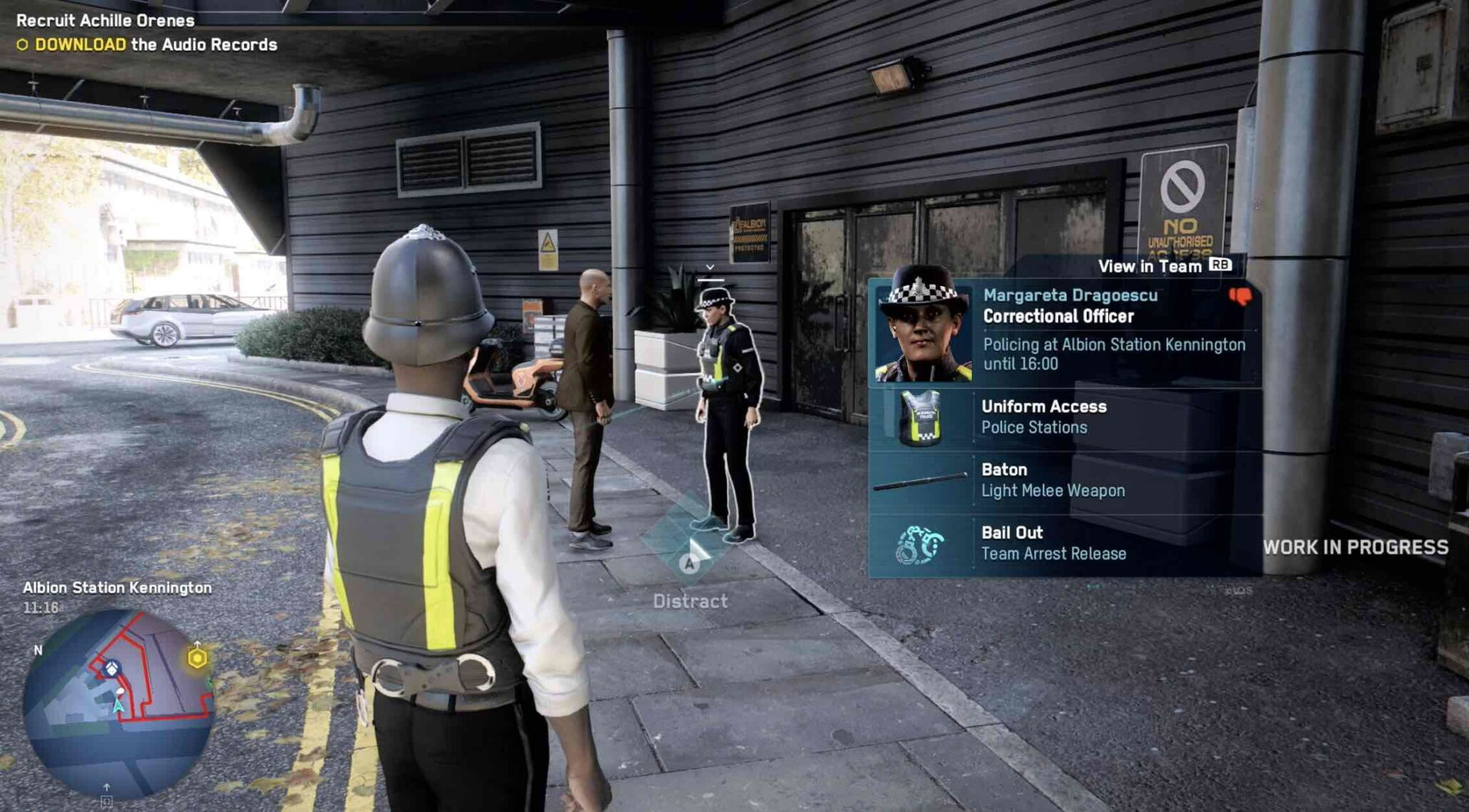 Game image Watch Dogs Legion