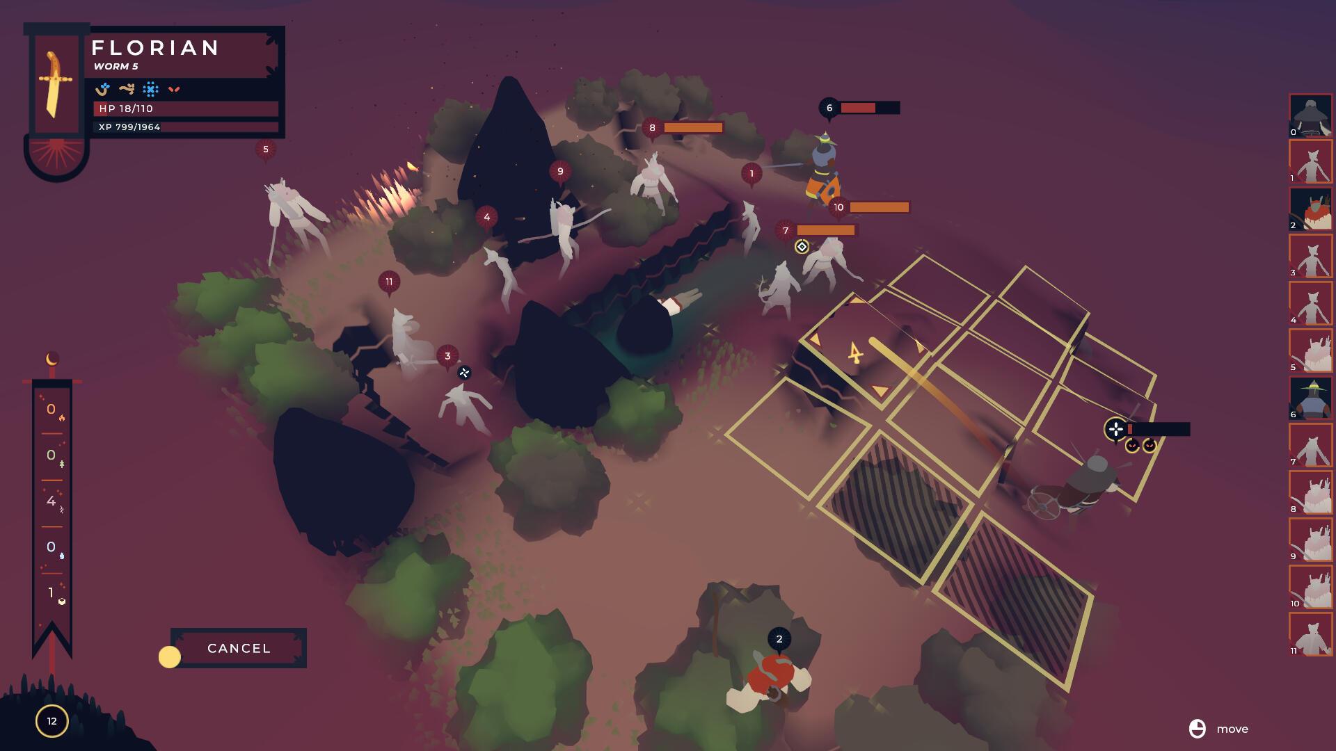 Game image Tenderfoot Tactics