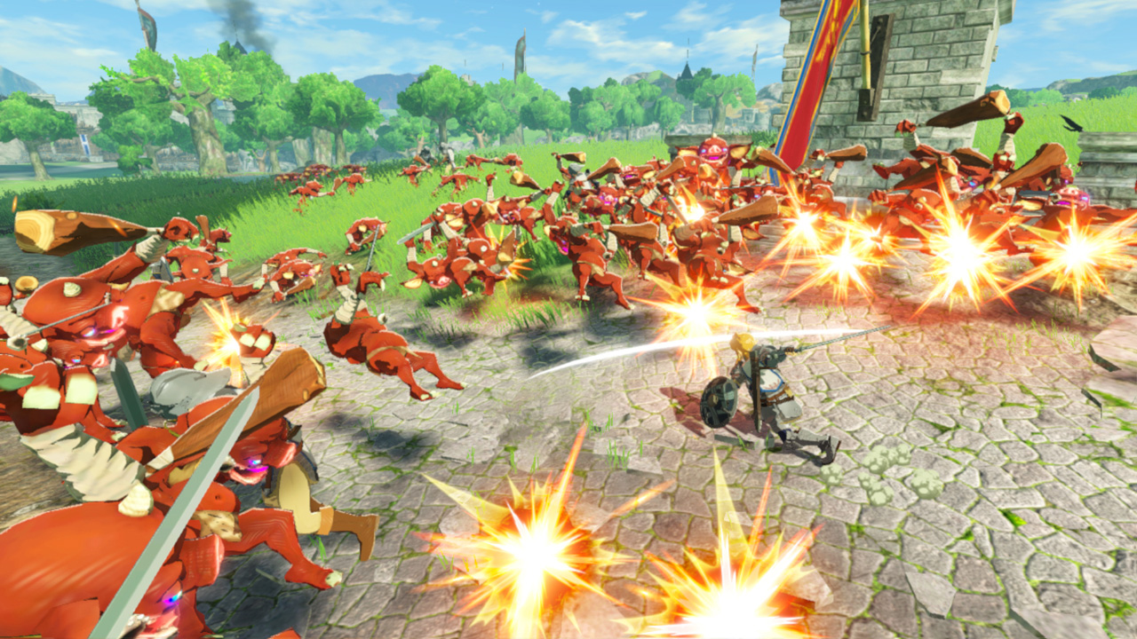 Game image Hyrule Warriors Age of Calamity