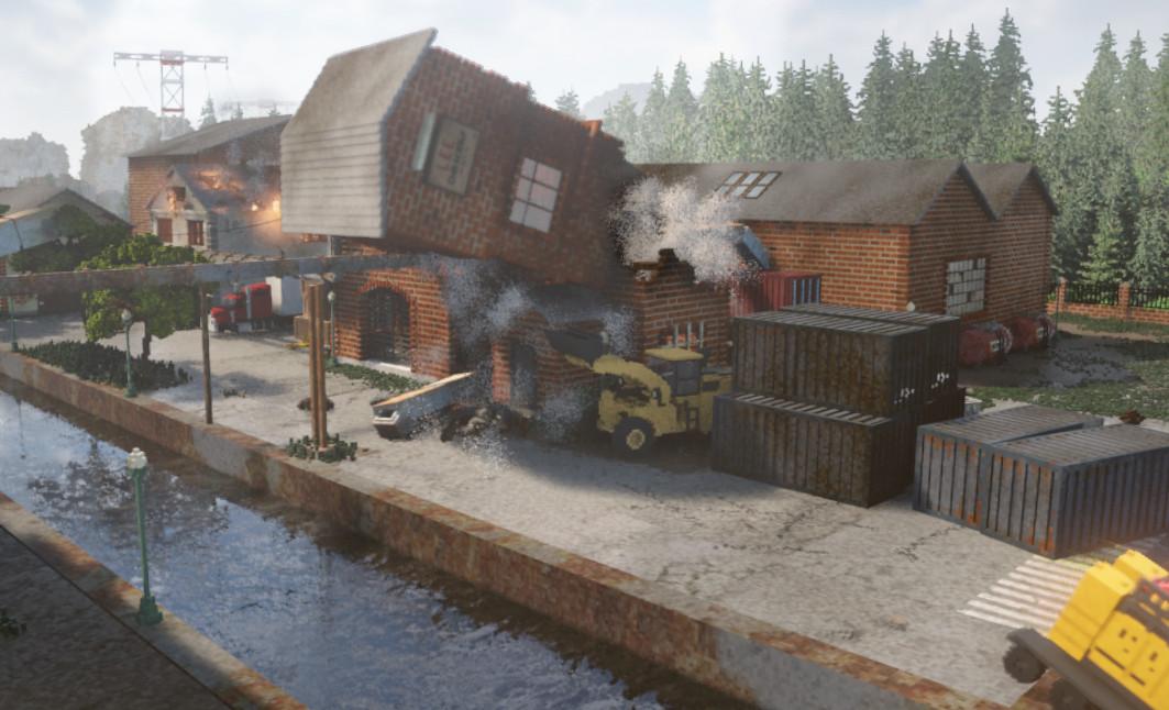 Game image Teardown