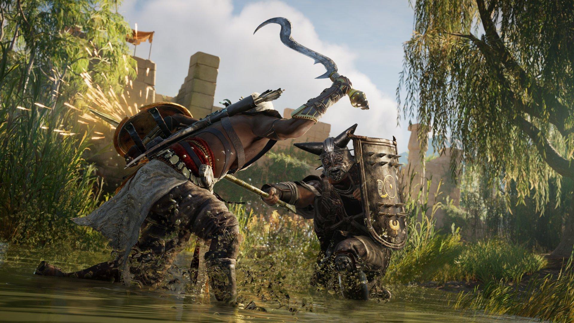 Game image Assassins Creed Origins