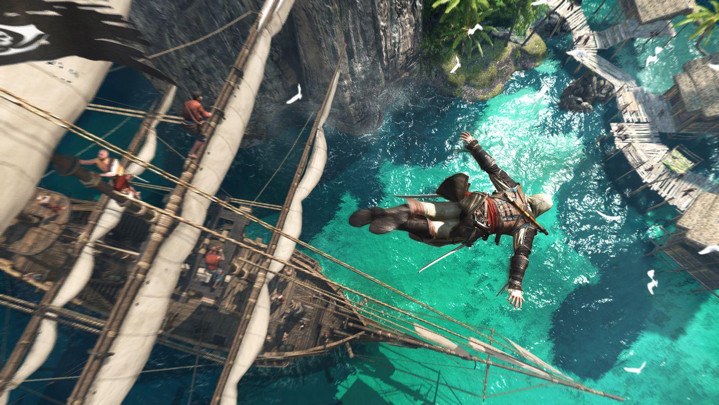 Game image Assassins Creed Black Flag