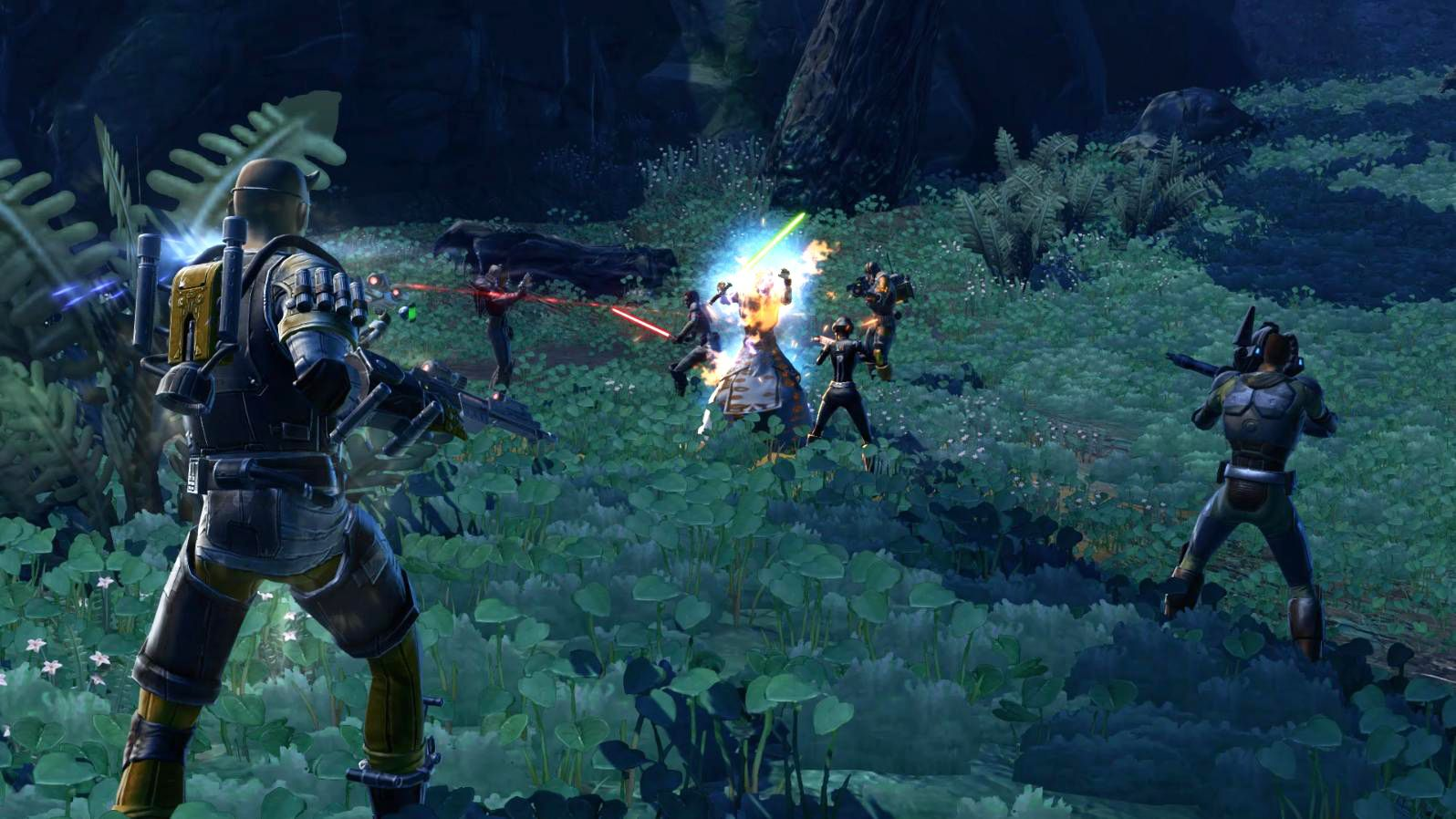 Game image Star Wars The Old Republic