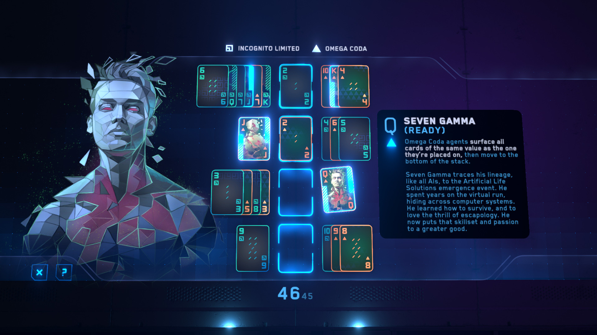 Game image The Solitaire Conspiracy