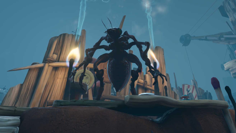 Game image Metamorphosis