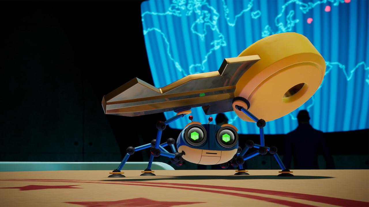 Game image Spyder