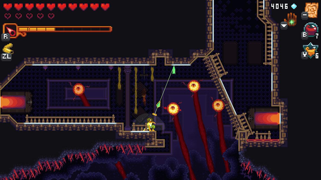 Game image Dandara Trials of Fear