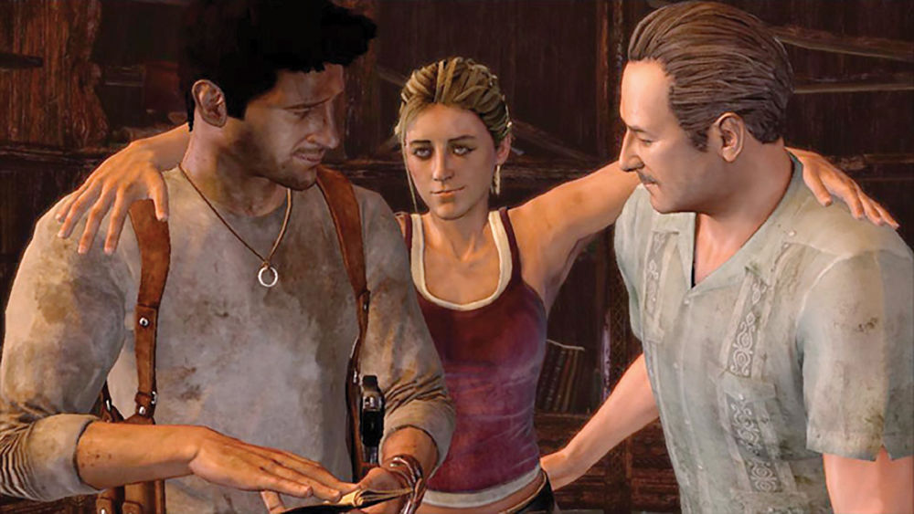Game image Uncharted Drakes Fortune