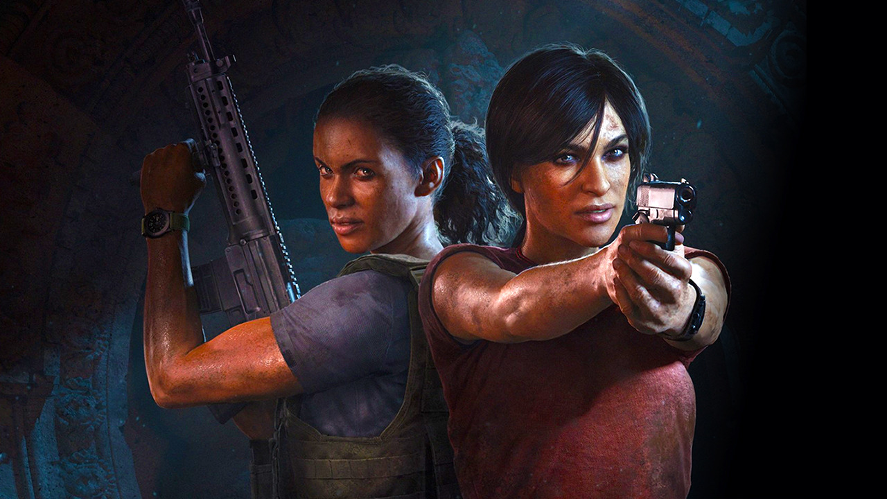 Game image Uncharted The Lost Legacy
