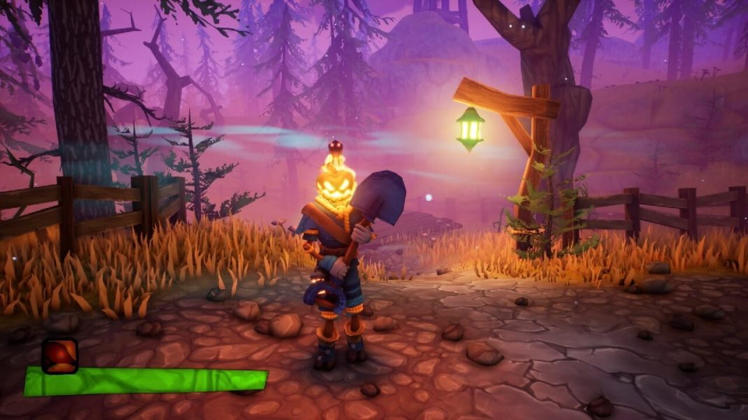 Game image Pumpkin Jack