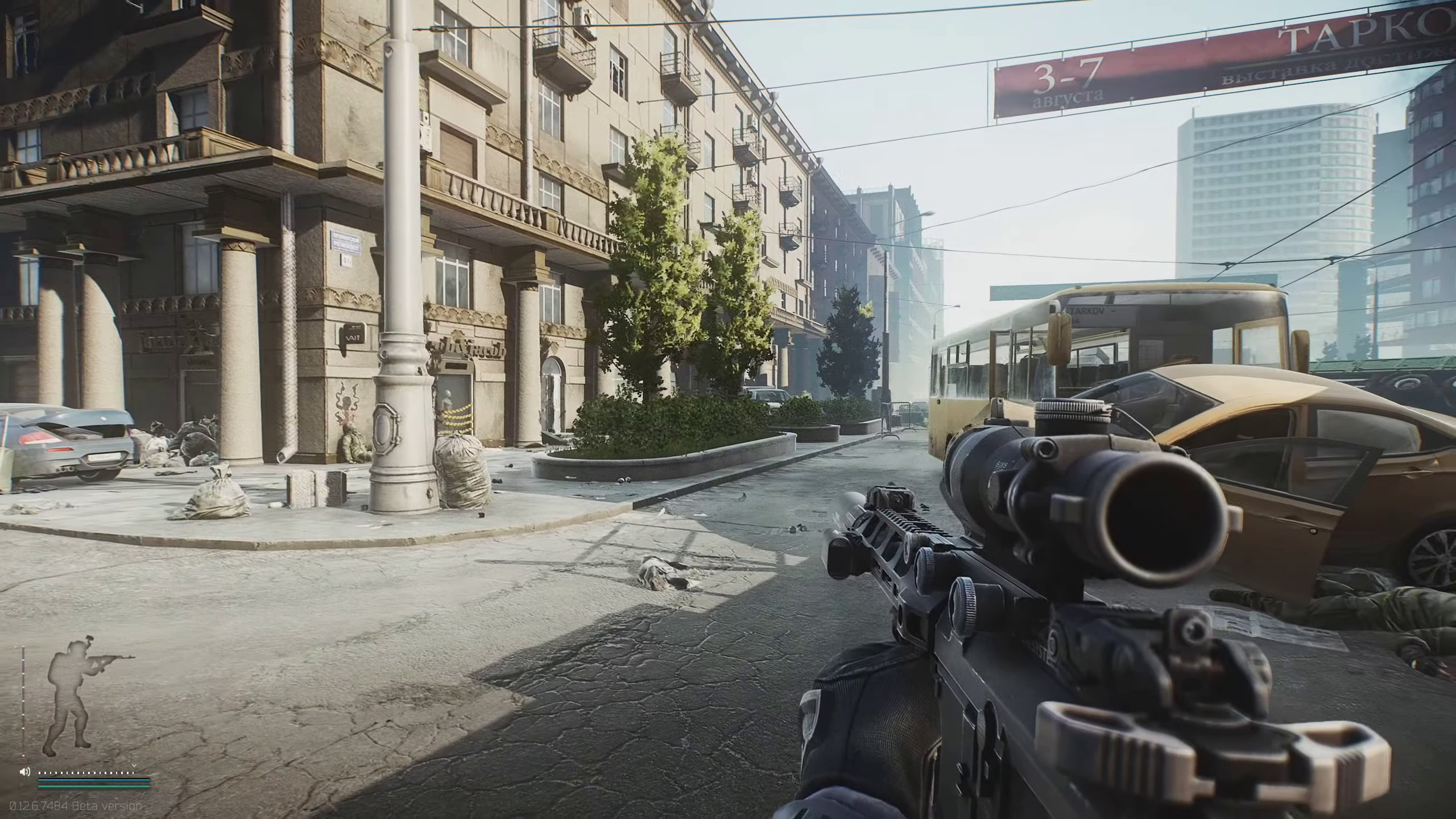 Game image Escape from Tarkov