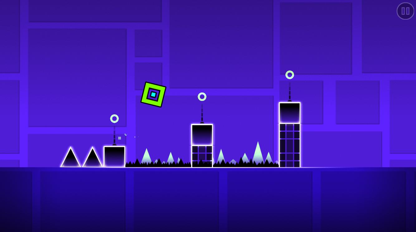 Game image Geometry Dash