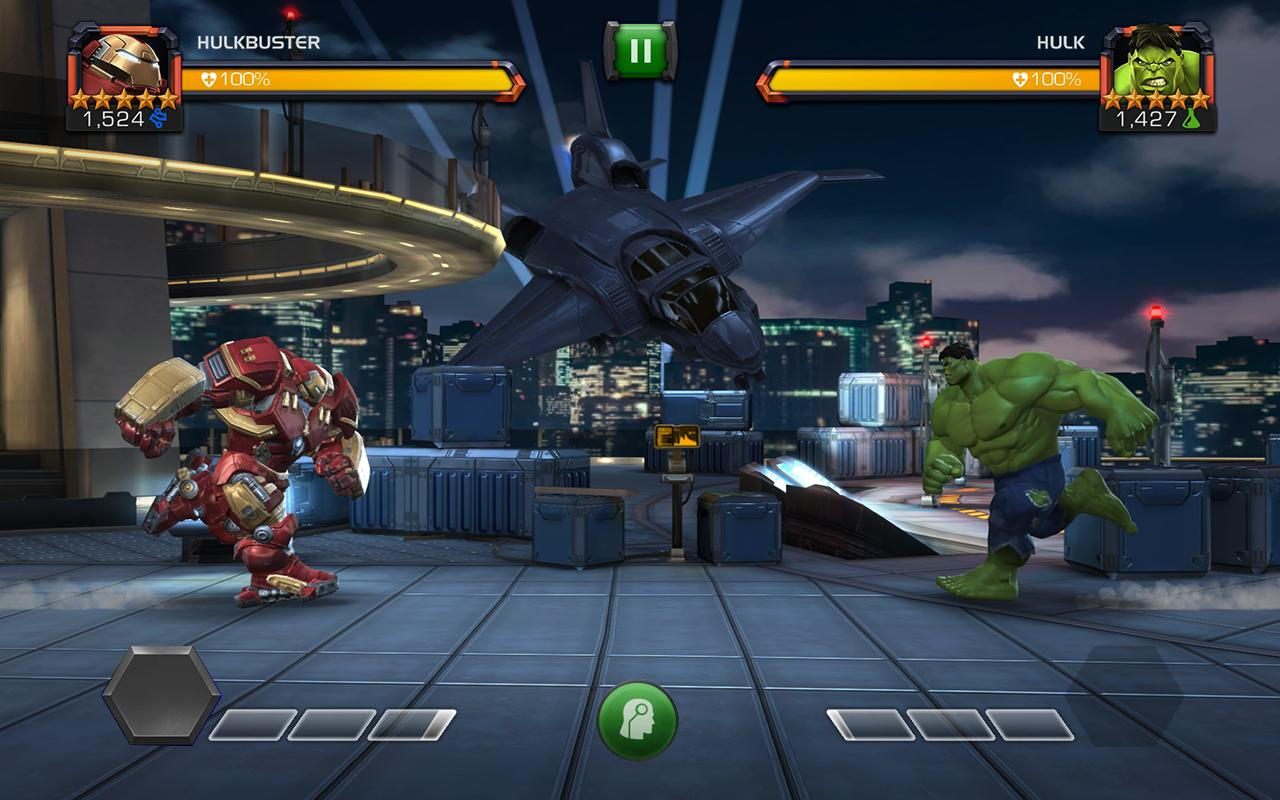 Game image Marvel Contest of Champions