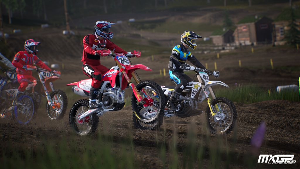 Game image MXGP 2020 Official Motocross