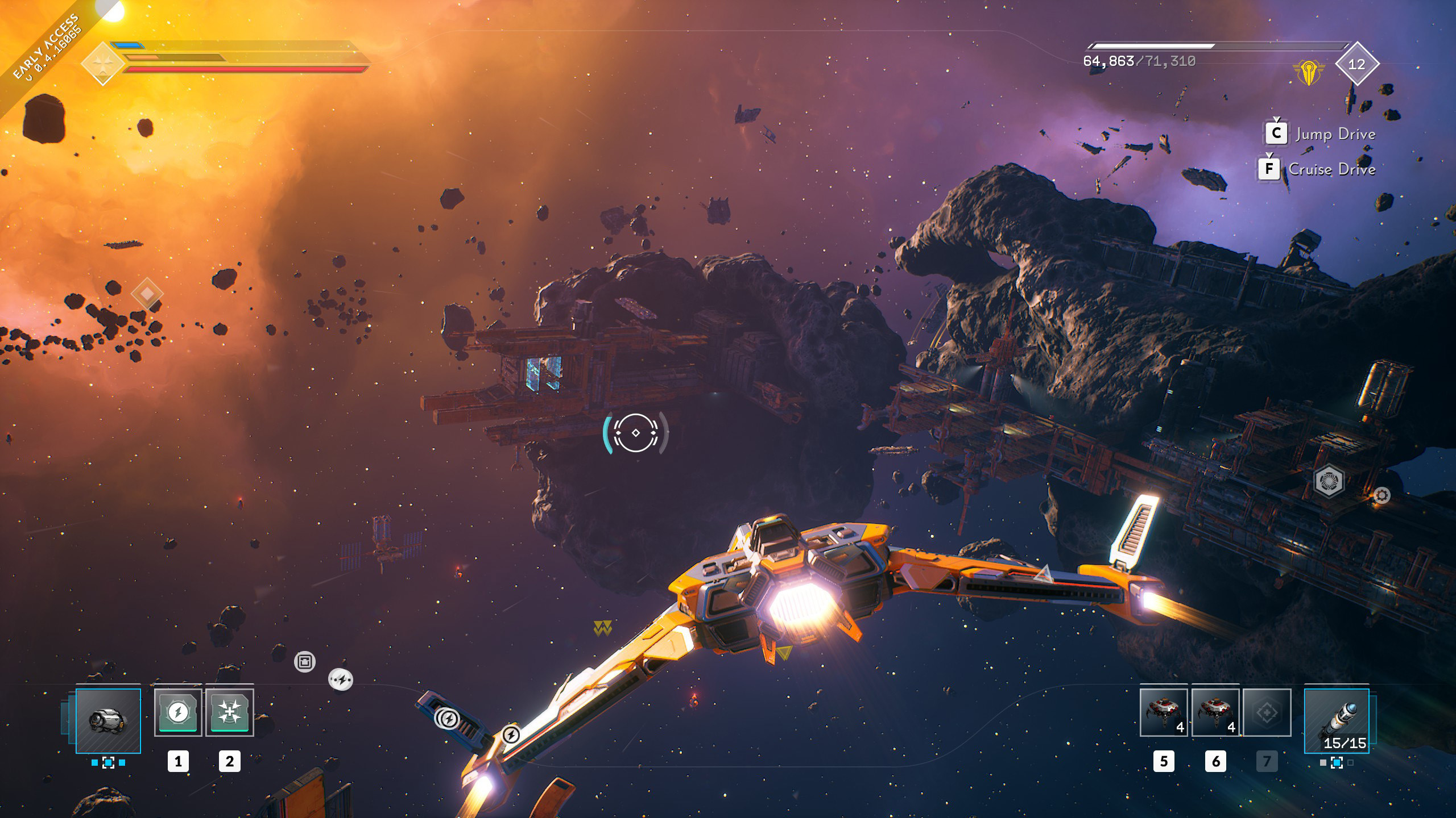 Game image Everspace
