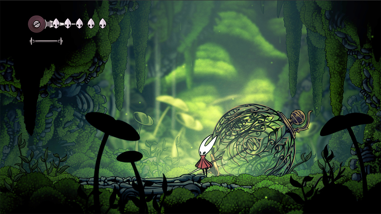 Game image Hollow Knight Silksong