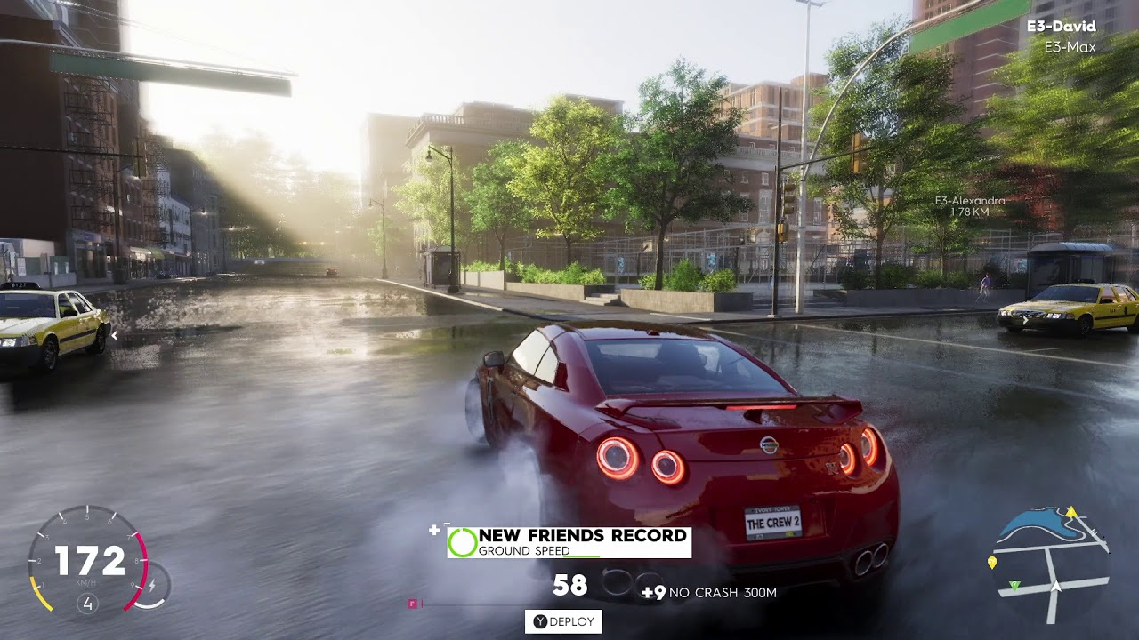 Game image The Crew 2