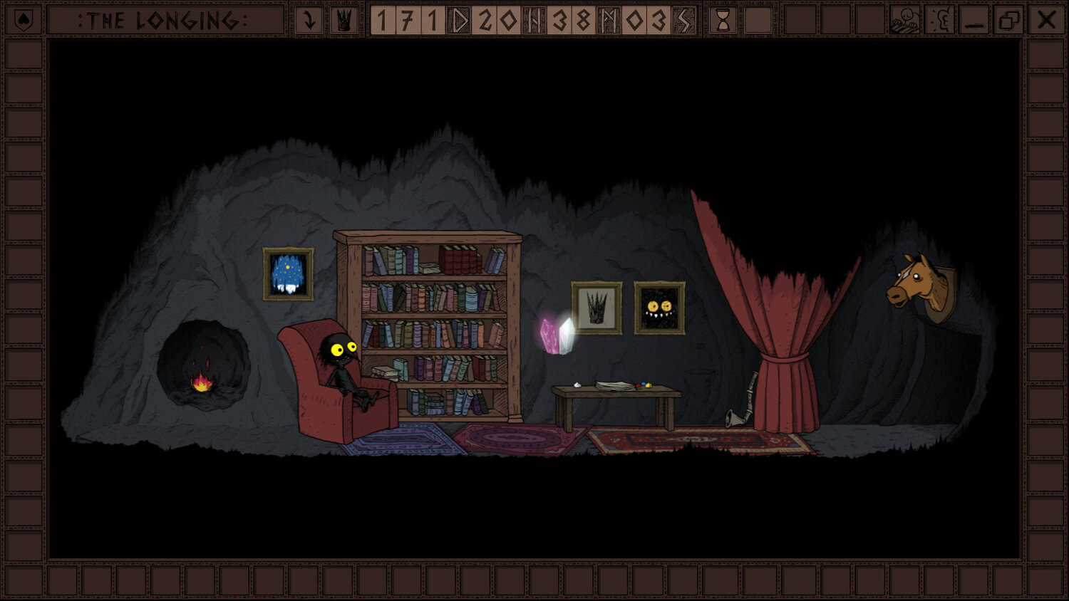 Game image The Longing