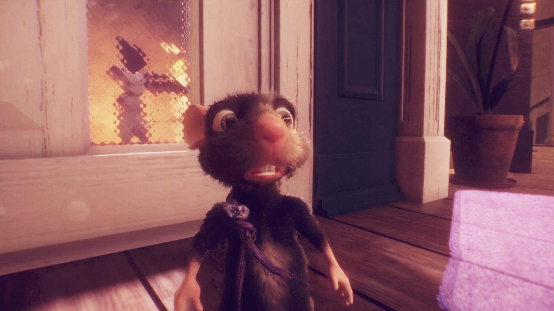 Game image A Rats Quest