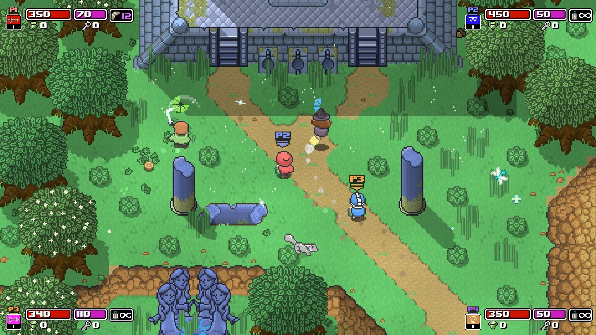 Game image Rogue Heroes Ruins of Tasos