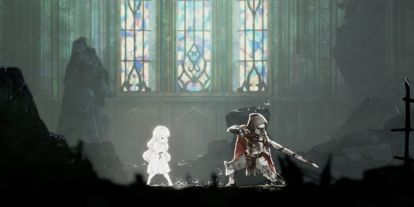 Game image Ender Lillies Quietus of the Knights