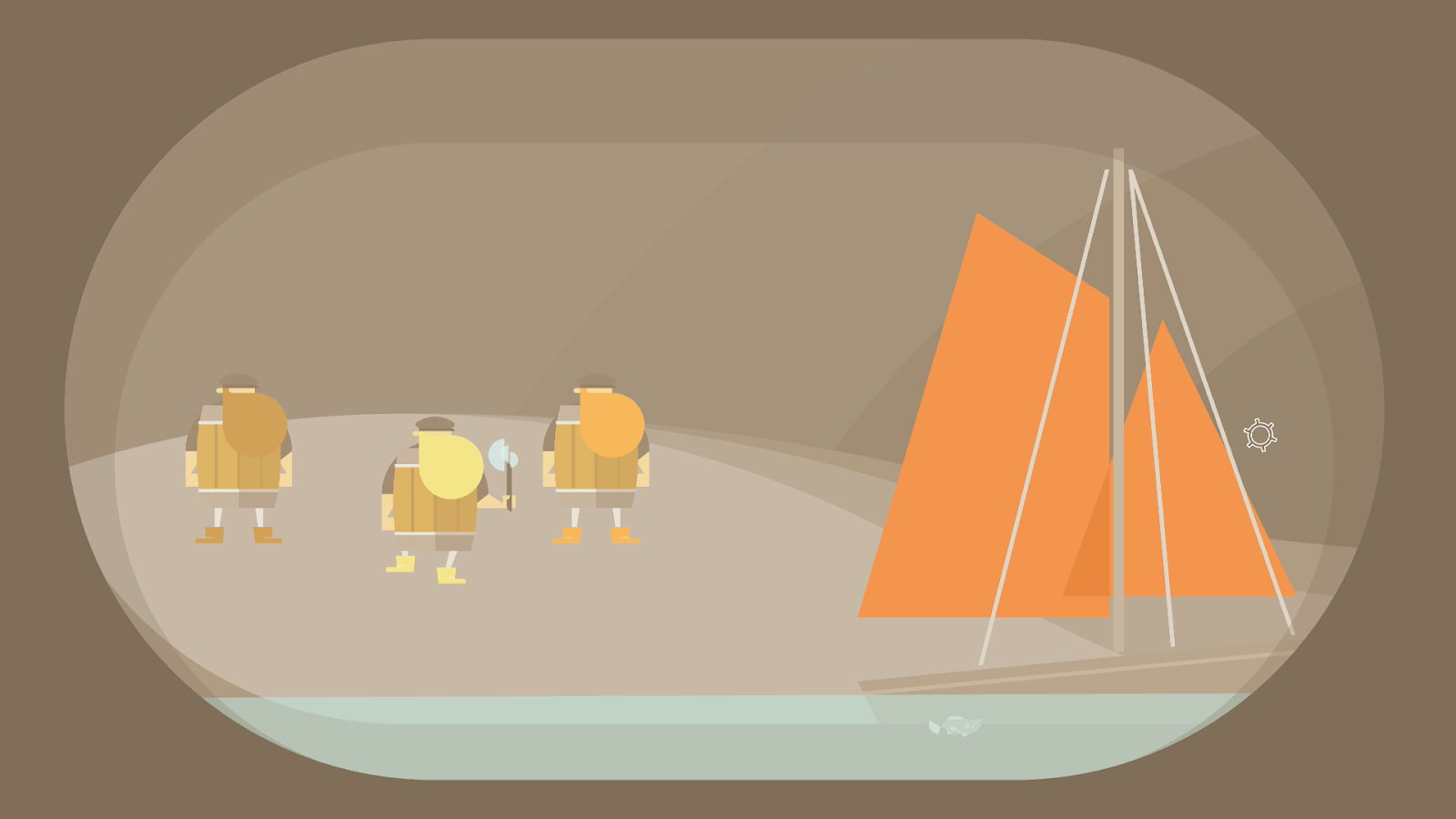 Game image Burly Men at Sea