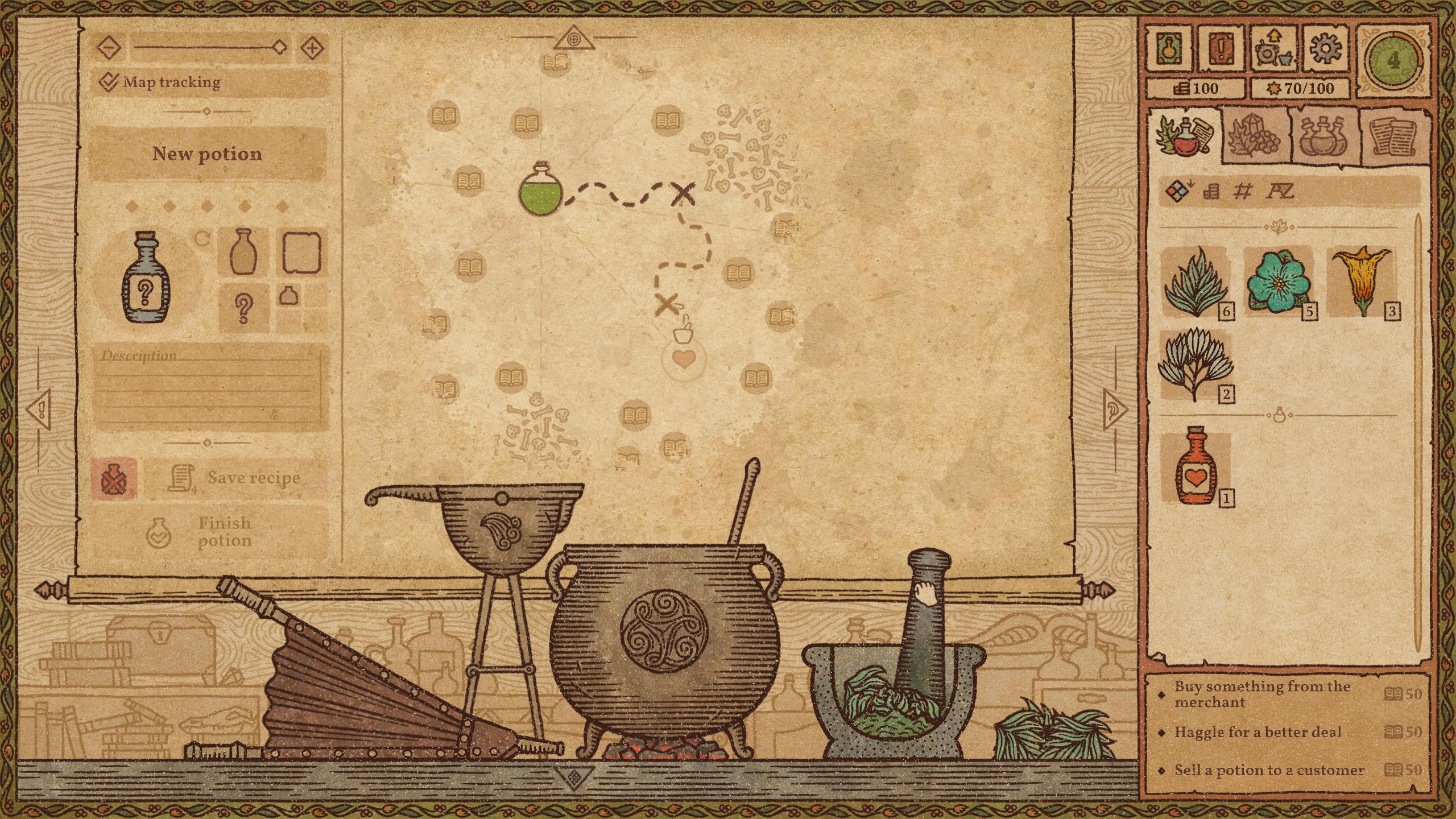 Game image Potion Craft