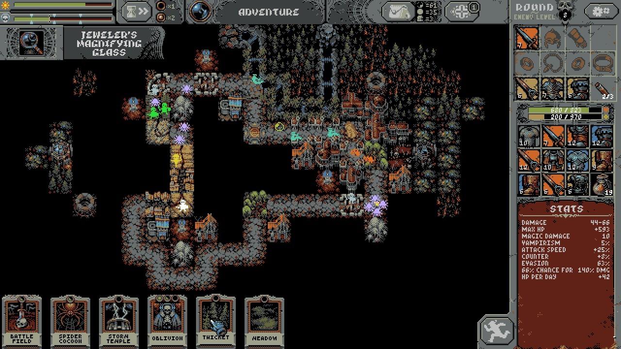 Game image Loop Hero