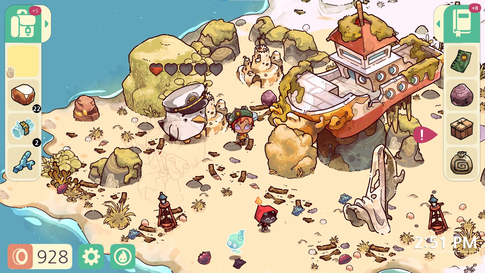Game image Cozy Grove