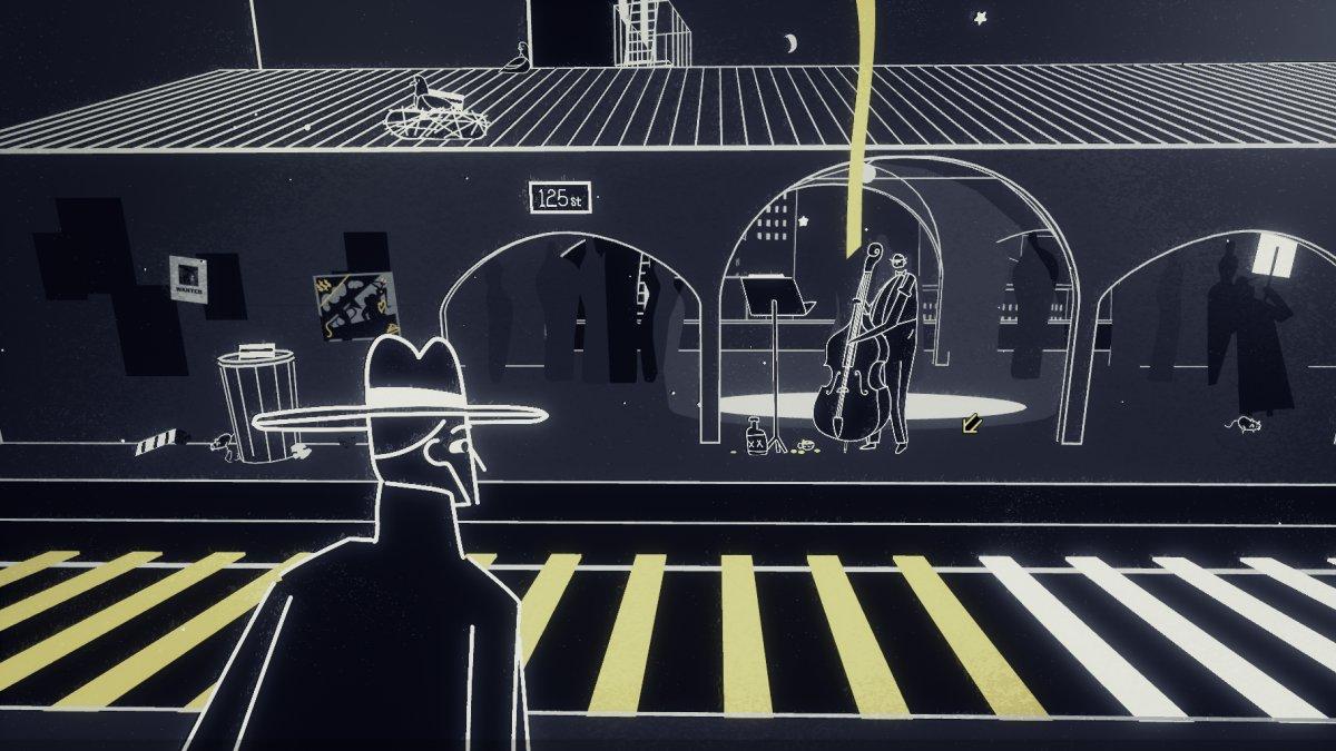 Game image Genesis Noir