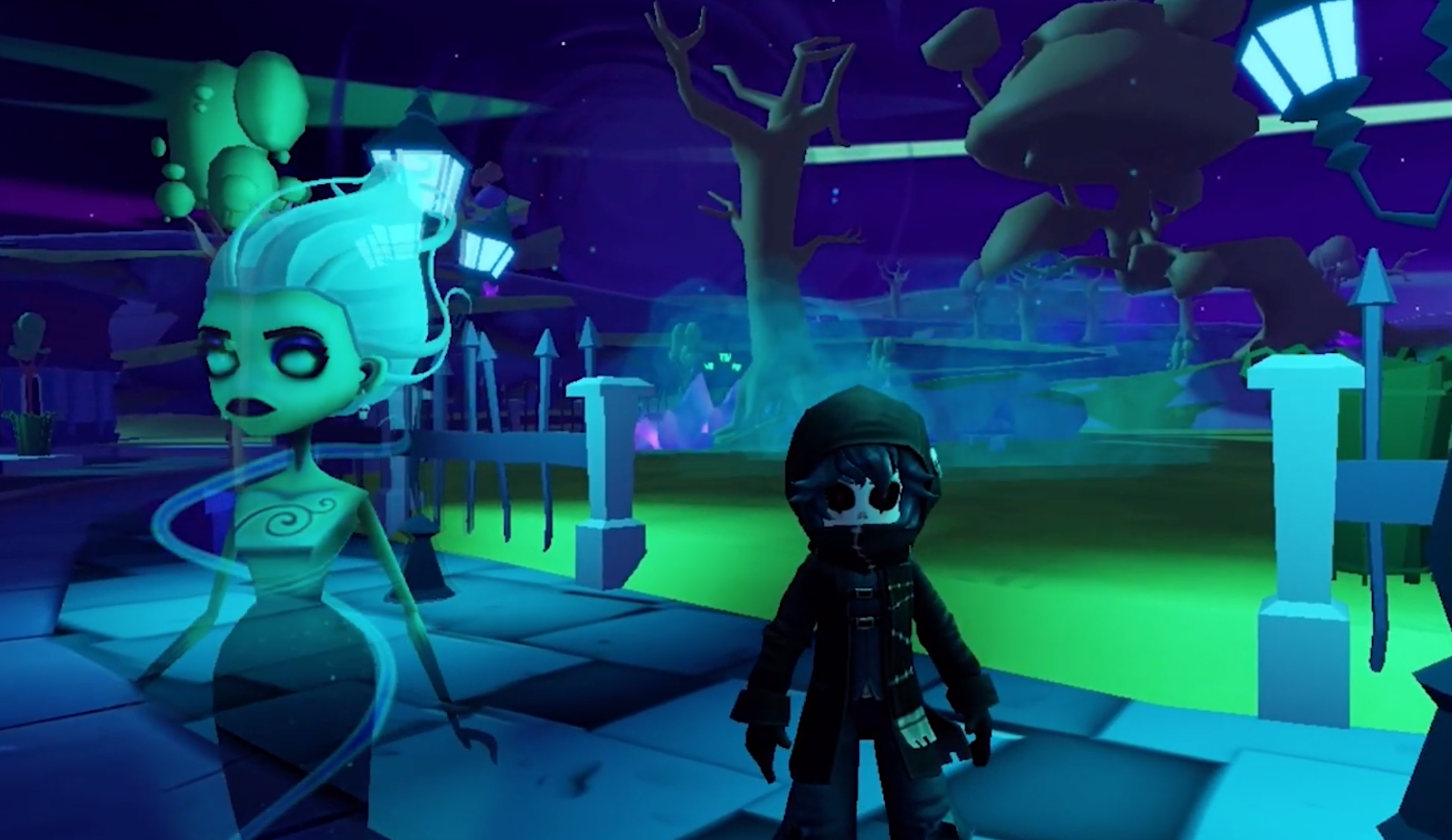 Game image Ghostopia