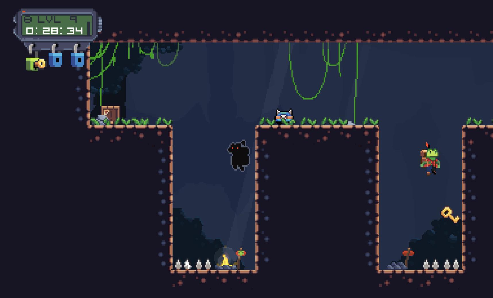 Game image Shadow Frog