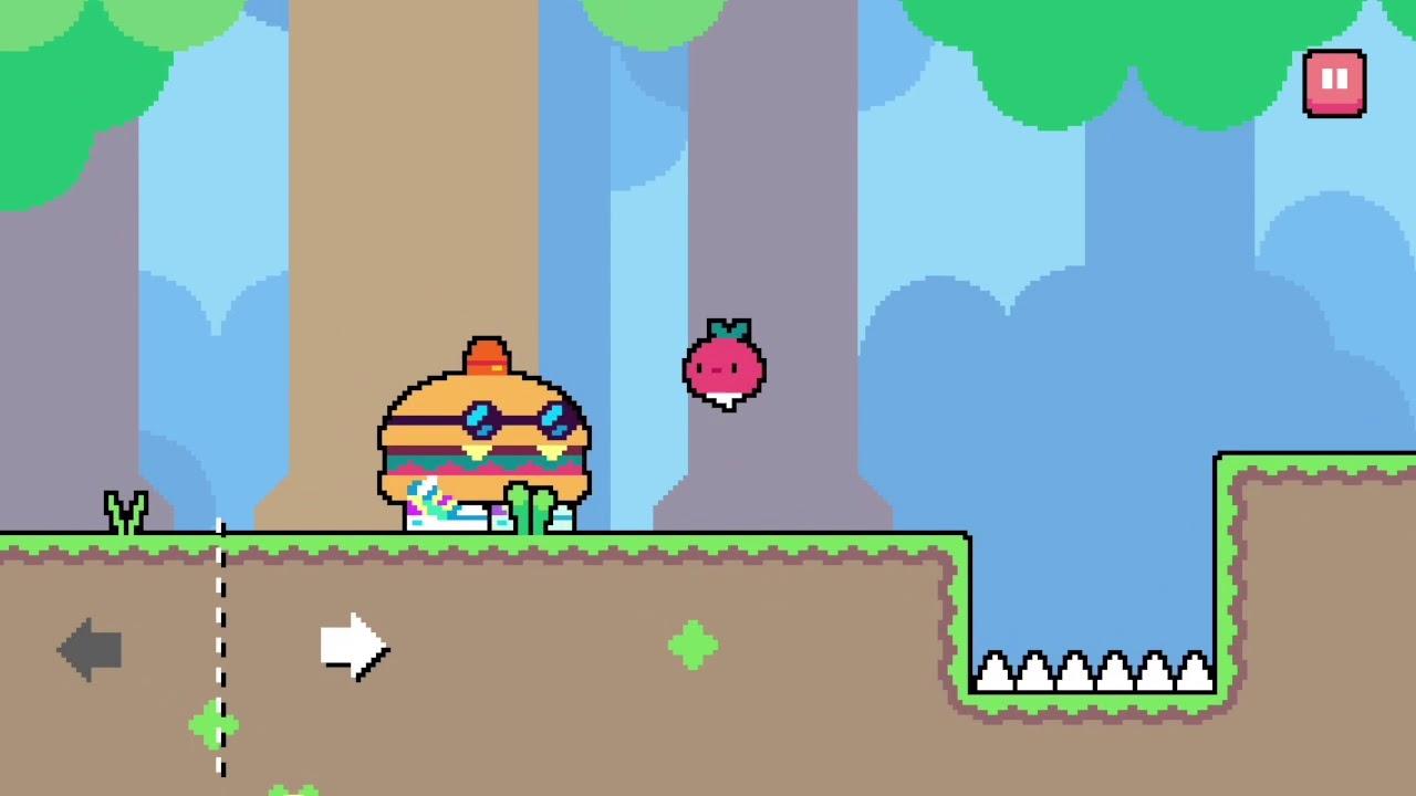 Game image Dadish