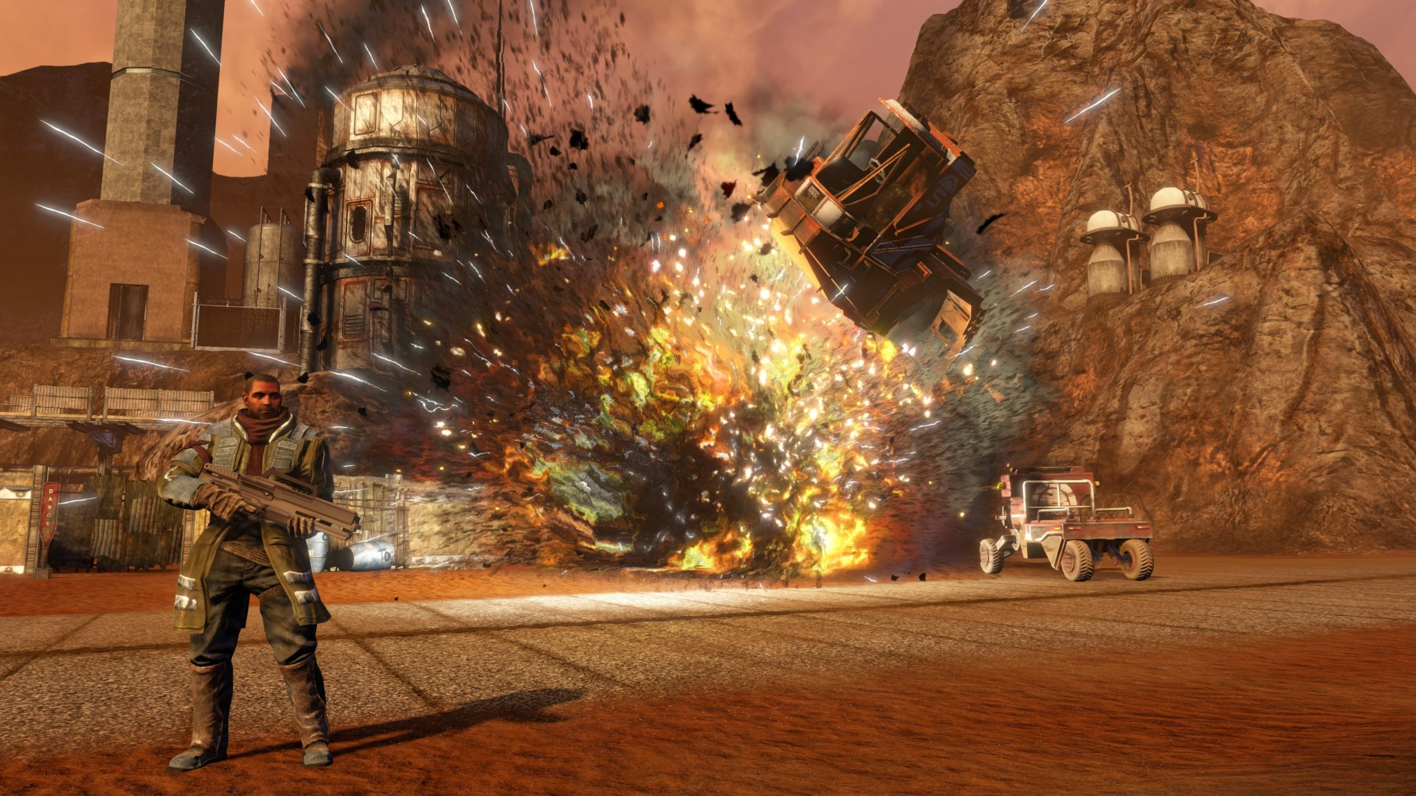 Game image Red Faction