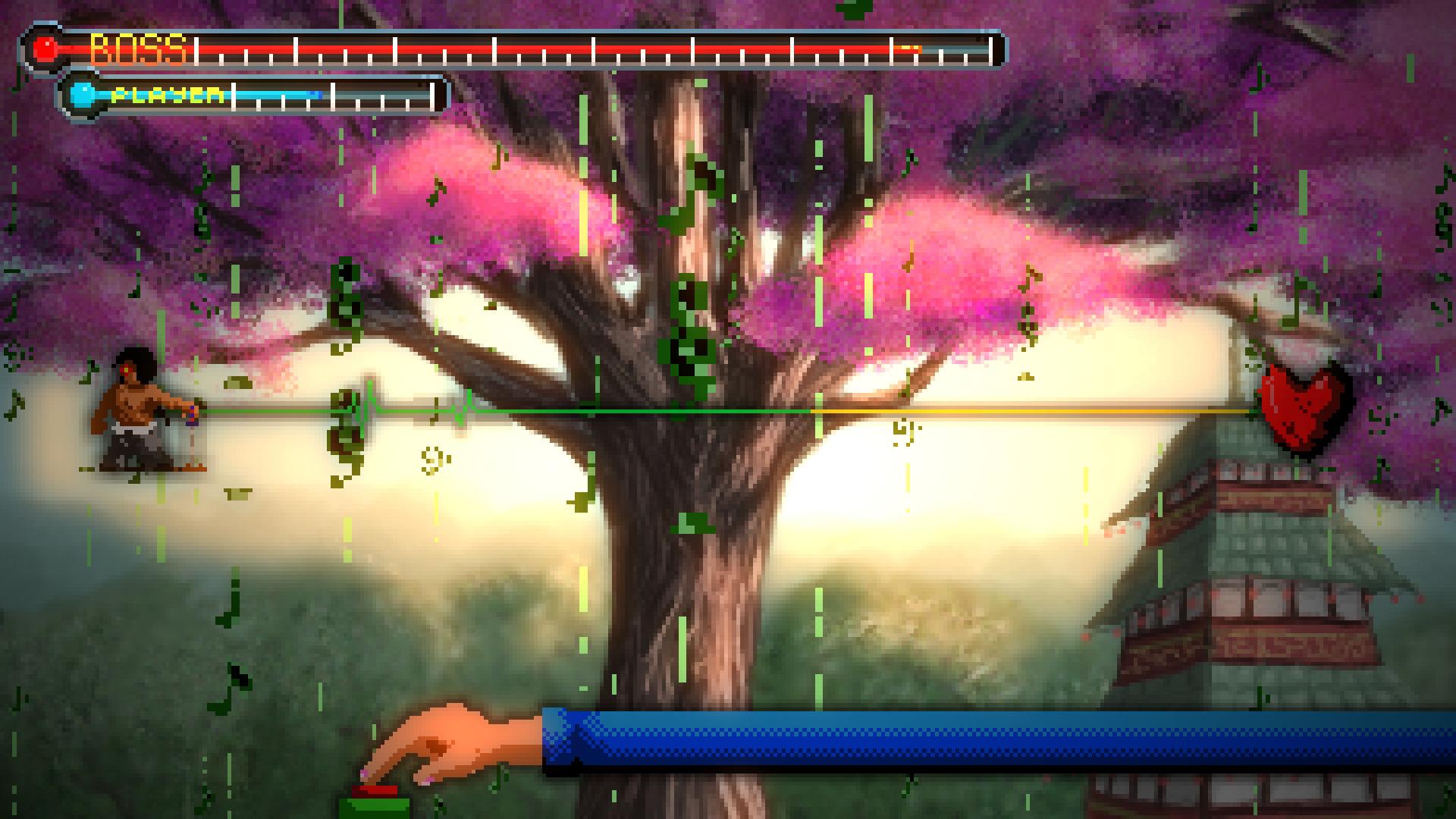 Game image Rhythm Doctor
