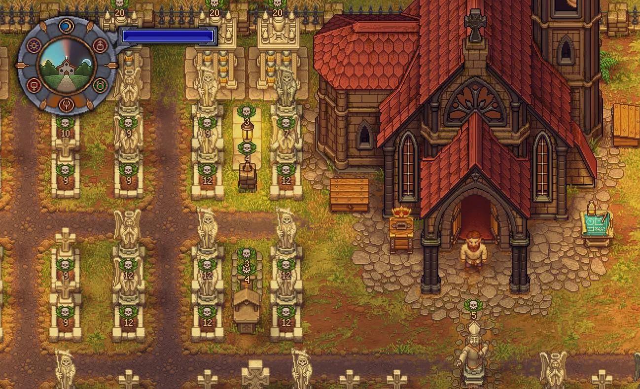 Game image Graveyard Keeper