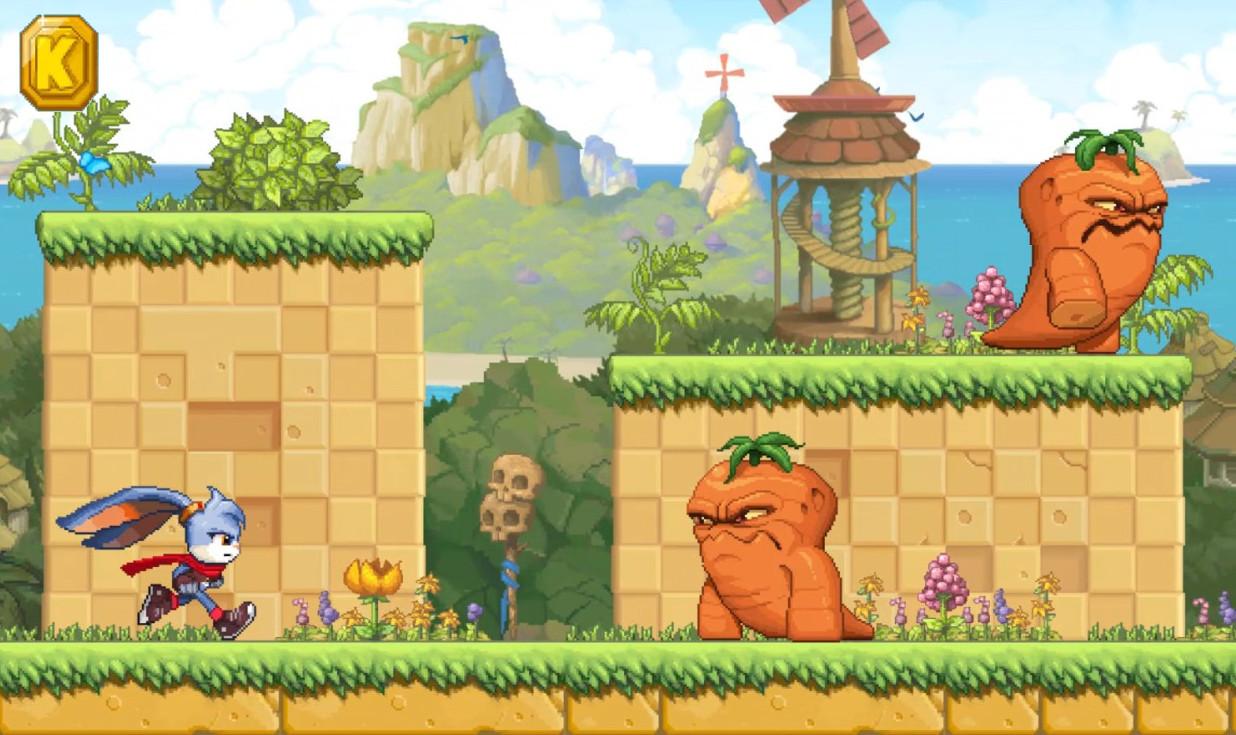 Game image Kaze and the Wild Masks