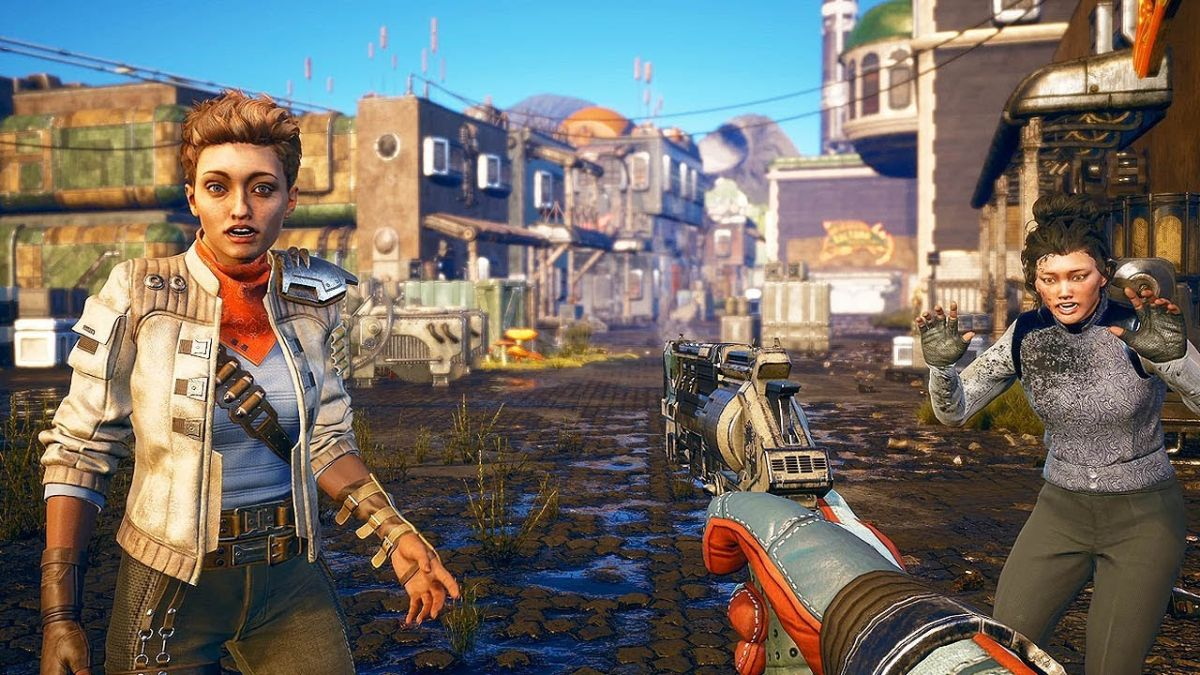 Game image The Outer Worlds