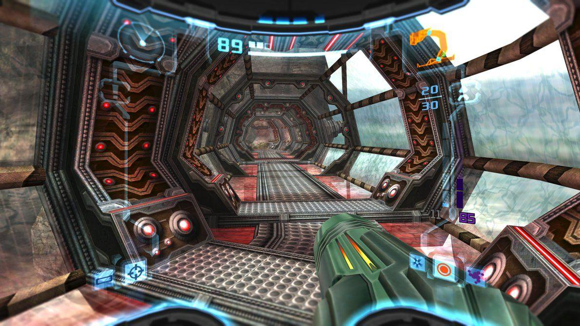 Game image Metroid