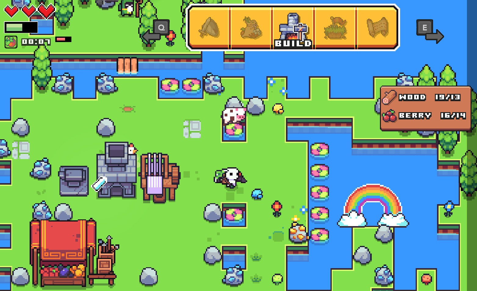 Game image Forager
