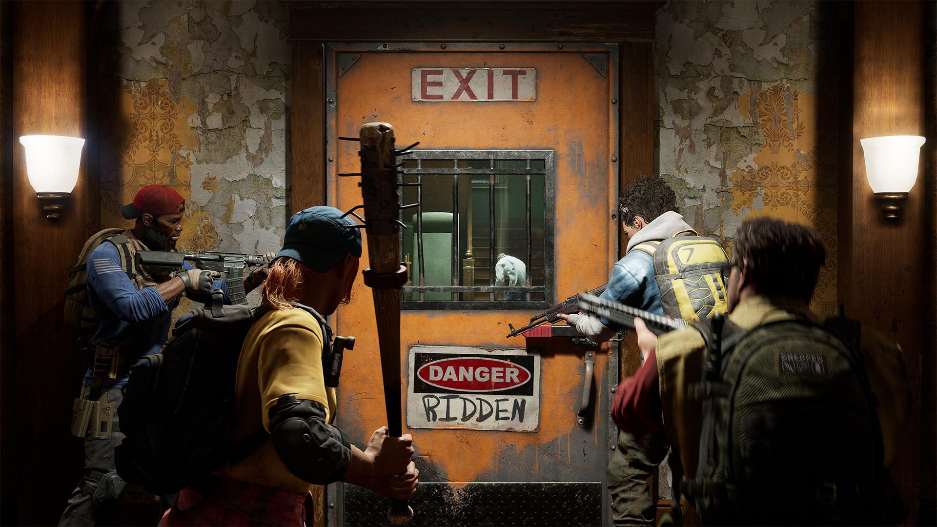 Game image Back 4 Blood