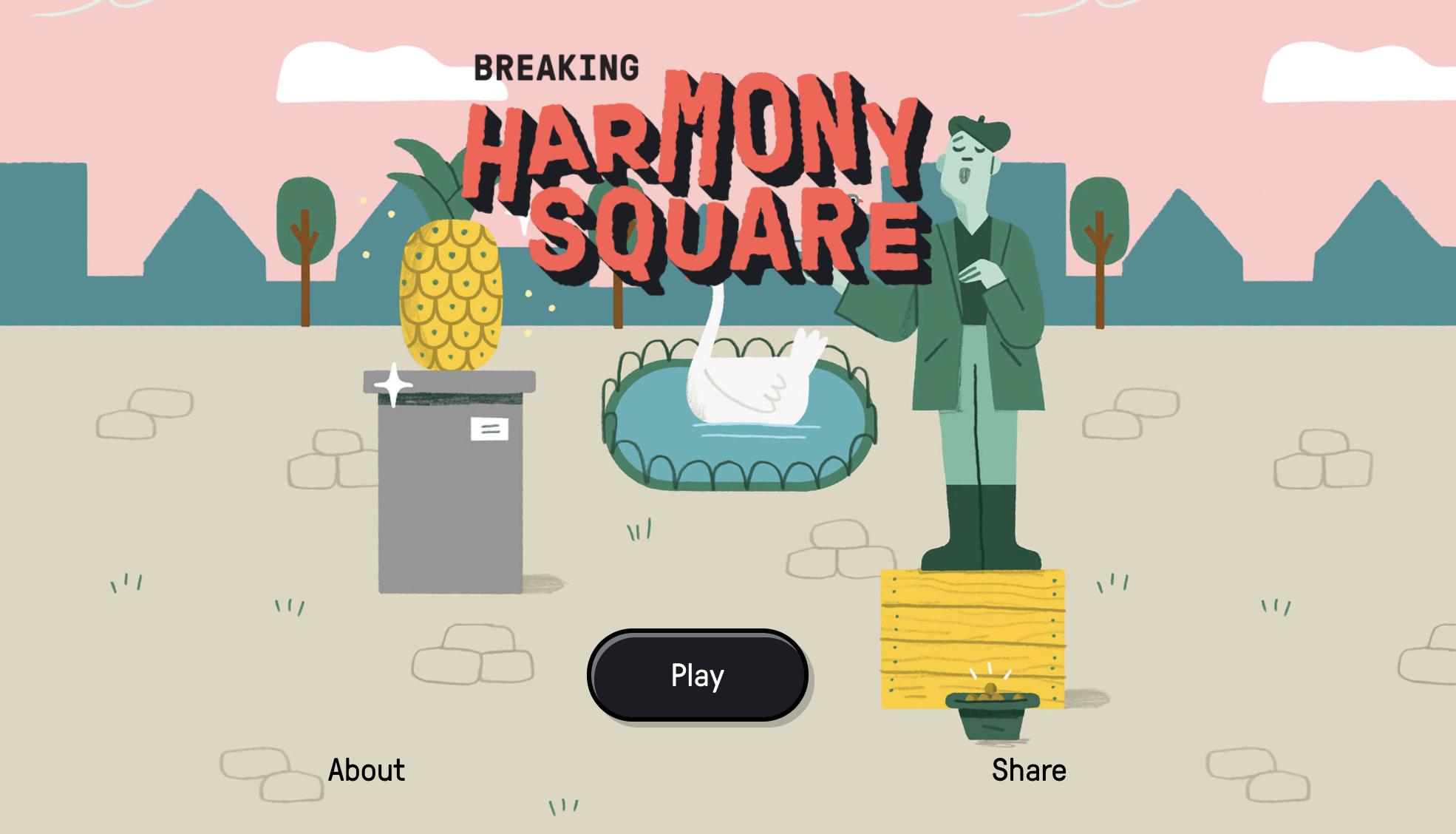 Game image Harmony Square